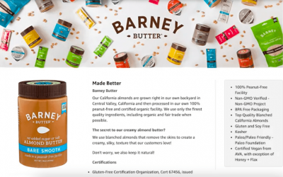 A Guide to Writing Amazon A+ Product Descriptions