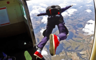 Why Amazon's Q4 is Just Like Skydiving